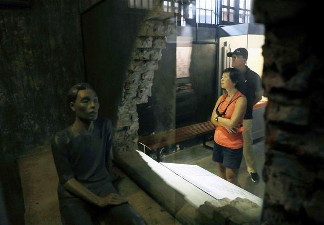 Hoa Lo Prison Relic in Hanoi