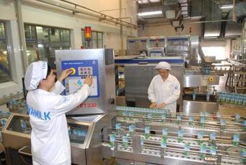 Share prices of dairy industry seeslightincreasein 2019
