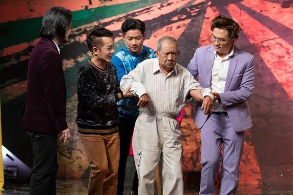 Lặng người trước ký ức khó quên về nghệ sĩ Lê Bình và Anh Vũ