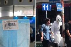 Khẩu trang y tế tăng phi mã, dân buôn gom hàng xuất ngược sang Trung Quốc