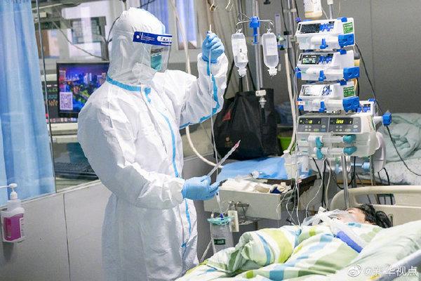 Người Việt đầu tiên tại Trung Quốc bị nhiễm virus Vũ Hán