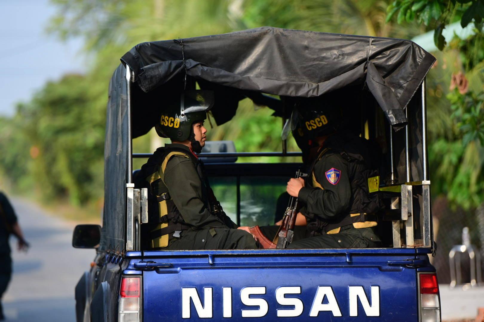 Công an TP.HCM công bố thêm hình ảnh nghi can bắn chết 5 người