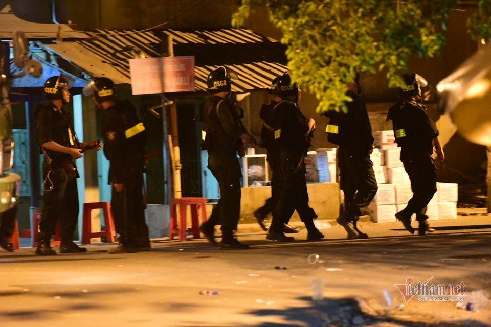 Xử lý các trang mạng đăng sai sự thật vụ nổ súng 5 người chết