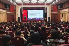 Hà Nội họp khẩn với 5.000 cán bộ, hiệu trưởng về phòng dịch virus corona