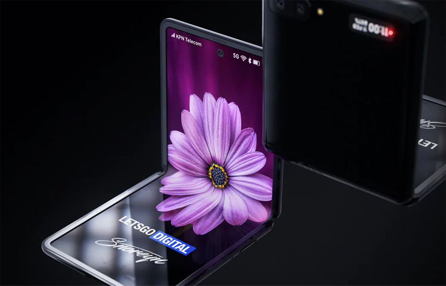 Galaxy Z Flip sẽ được trang bị những tính năng 'thời thượng'