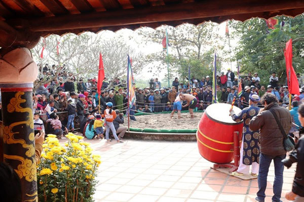 Traditional wrestling festival held in Thua Thien-Hue