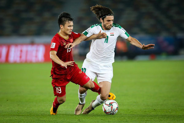 Vietnam to face Iraq in friendly in March