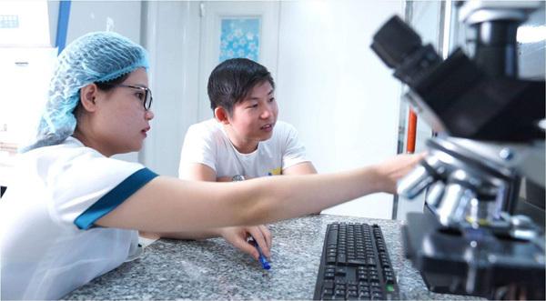 Bệnh viện Việt Bỉ cam kết hoàn tiền nếu không đậu thai