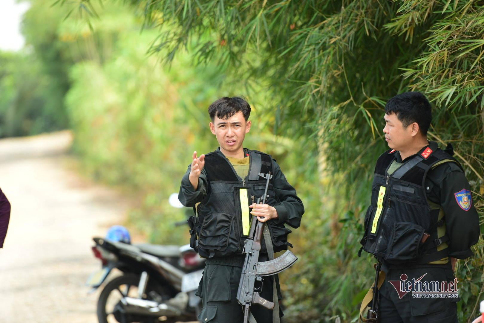 Tiếp tục truy lùng, mở sang cả Tây Ninh vụ nghi can bắn chết 5 người