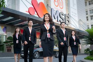 MSB đạt lợi nhuận hơn 2.200 tỷ đồng năm 2019