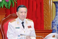 Nhiệm vụ trọng tâm của lực lượng CAND: Bảo vệ an toàn tuyệt đối đại hội đảng bộ các cấp