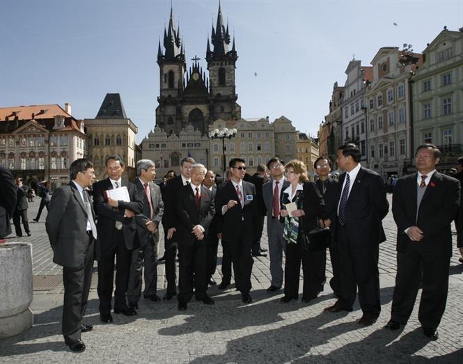 Vietnam, Czech mark 70 years of diplomatic ties