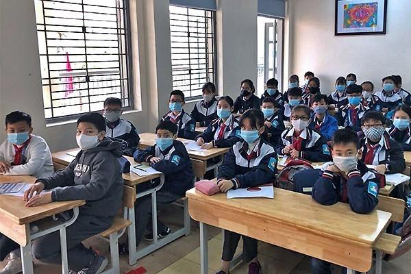 Học sinh 3 tỉnh đang có dịch có thể tạm thời được nghỉ học