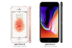 """iPhone 9 giá rẻ sẽ là """"lá bài chiến lược"""" mới của Apple?"""
