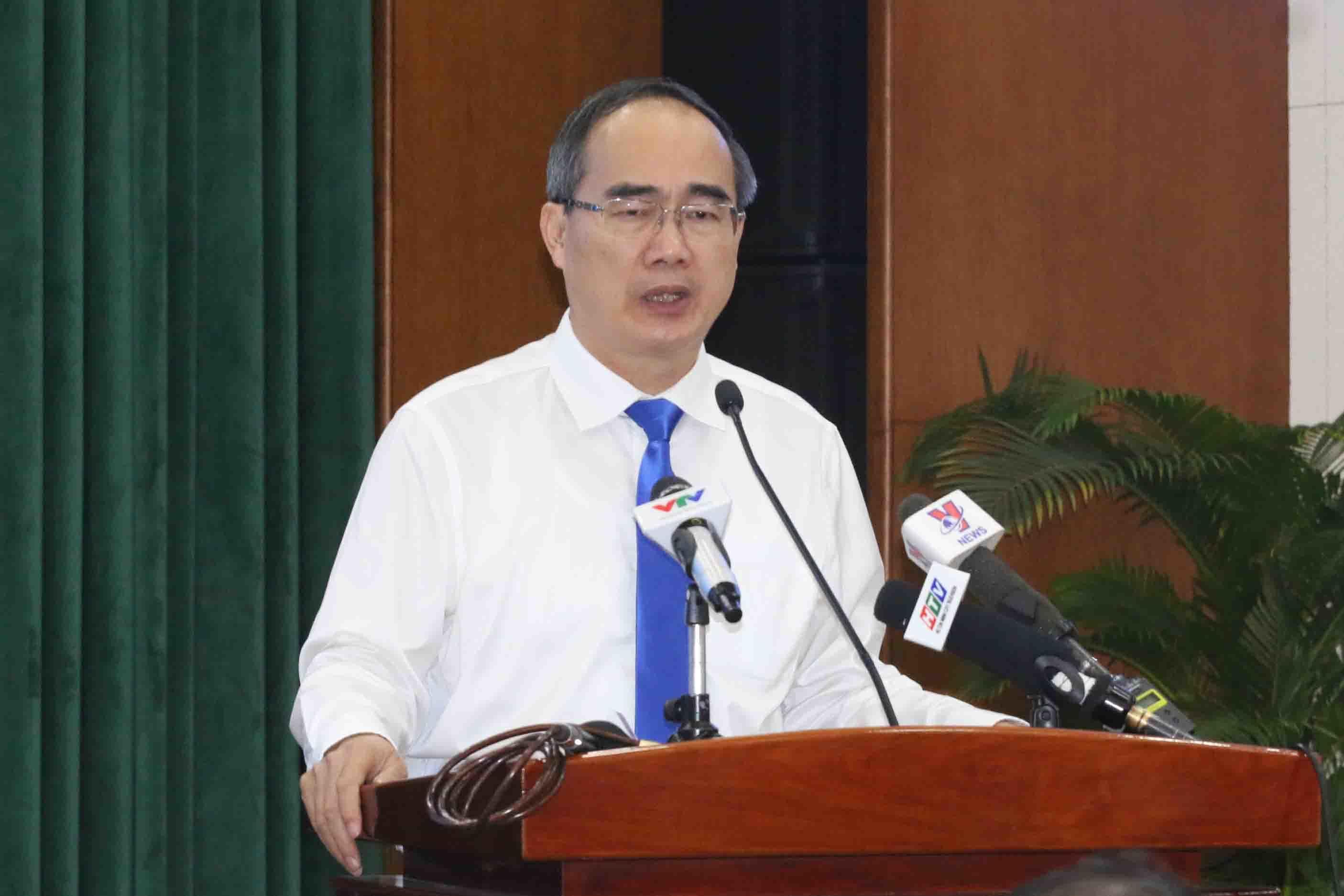 Bí thư Nguyễn Thiện Nhân nói về vụ xả súng 5 người chết ở TP.HCM