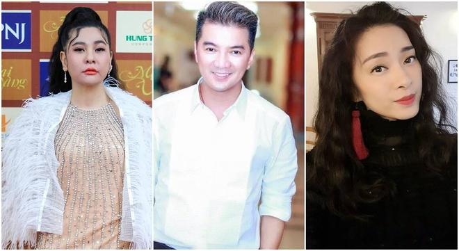 Đàm Vĩnh Hưng, Cát Phượng, Thanh Vân bị mời làm việc vì thông tin sai dịch corona