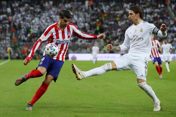 Real Madrid vs Atletico: Derby không khoan nhượng