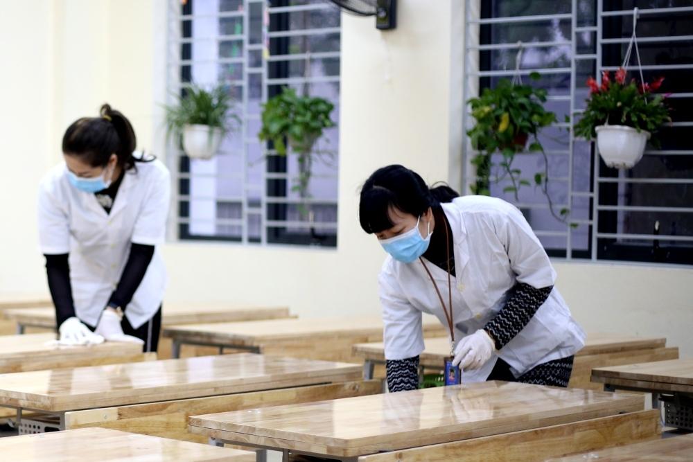 27 tỉnh thành cho nghỉ học để phòng virus corona