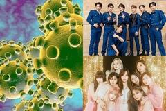 Hàng loạt sao Hàn hủy sự kiện vì virus Corona