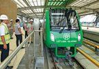 Cuối tháng 3 sẽ bàn giao dự án đường sắt Cát Linh - Hà Đông cho Hà Nội