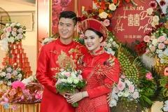 Duy Mạnh - Quỳnh Anh khoe trang phục, đếm ngược tới ngày cưới