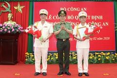 Đại tá Nguyễn Minh Ngọc làm Giám đốc Công an Sóc Trăng