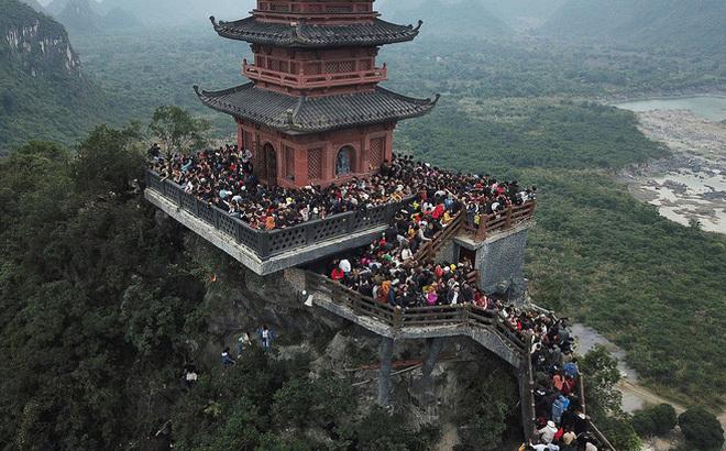 Dừng lễ khai ấn đền Trần, Yên Tử, chùa Ba Vàng, Tam Chúc