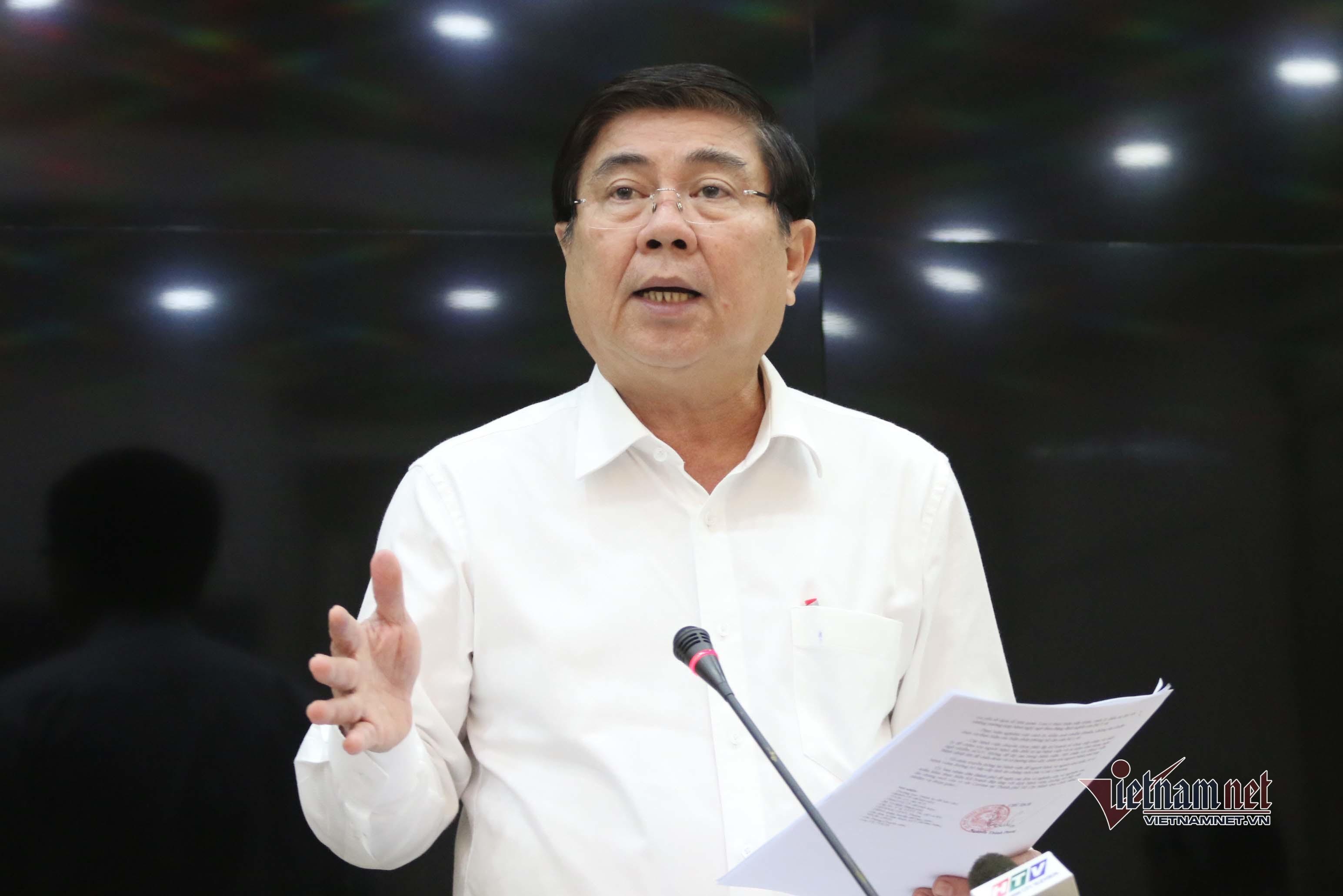Chủ tịch TP.HCM: Cần kiểm tra lao động Trung Quốc trở lại làm việc sau tết
