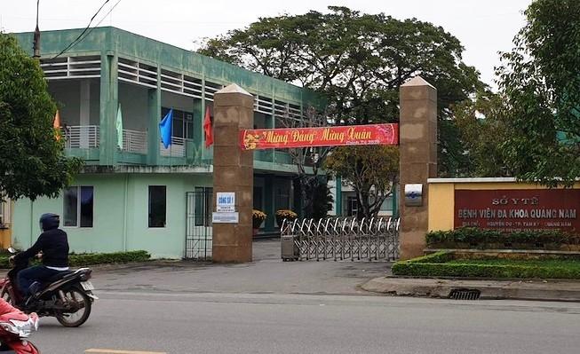 Quảng Nam cách ly du học sinh trở về từ Vũ Hán nghi nhiễm virus corona