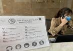 Virus corona lây lan nhanh, dân chung cư cuống cuồng lo phòng dịch