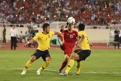 Sao Malaysia tuyên bố vượt mặt tuyển Việt Nam