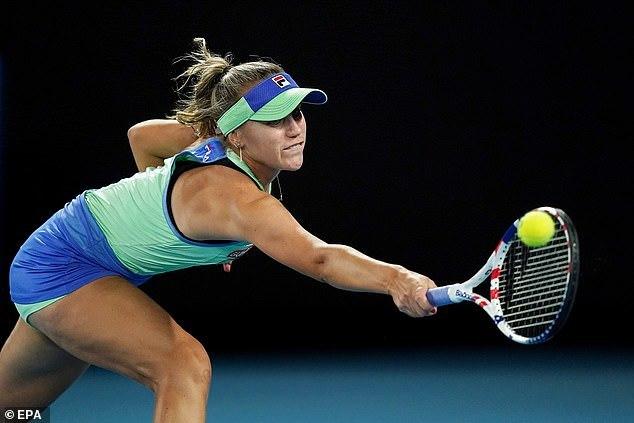 Australian Open 2020,Sofia Kenin