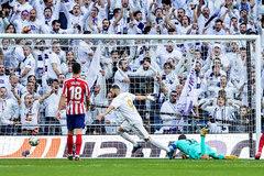 Vượt ải Atletico, Real Madrid vững ngôi đầu