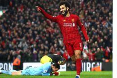 """Salah lập cú đúp, Liverpol đại thắng """"bốn sao"""""""