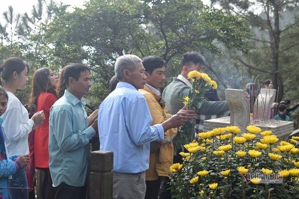 Tạm dừng đón khách ở khu mộ Đại tướng Võ Nguyên Giáp vì virus corona