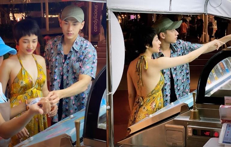 Bảo Anh, Isaac du lịch Bali, tiết lộ mối quan hệ thân thiết