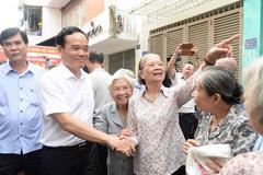 Khi đảng viên đi đầu, TP.HCM nở rộ phong trào hiến đất làm đường