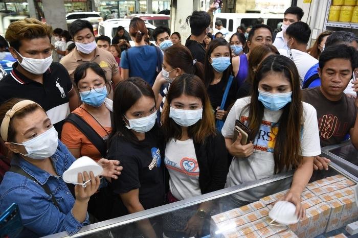 Ca tử vong do virus corona đầu tiên bên ngoài Trung Quốc