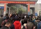 500 người Trung Quốc chờ nhập cảnh vào Việt Nam qua cửa khẩu Hữu Nghị
