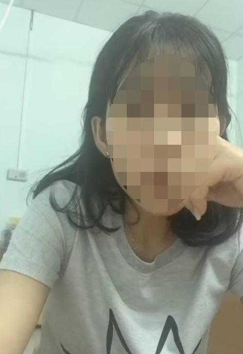Nữ nhân viên khách sạn bị nhiễm virus corona quay video chia sẻ về sức khỏe