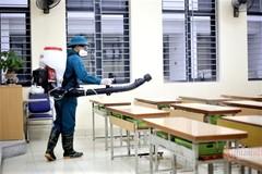 Phụ huynh mắc Covid-19, hai trường học ở Nam Từ Liêm đóng cửa khẩn cấp
