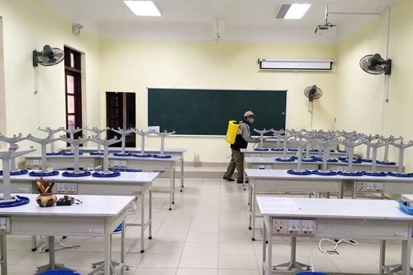 Học sinh Hải Phòng được nghỉ học 3 ngày để phòng dịch Corona