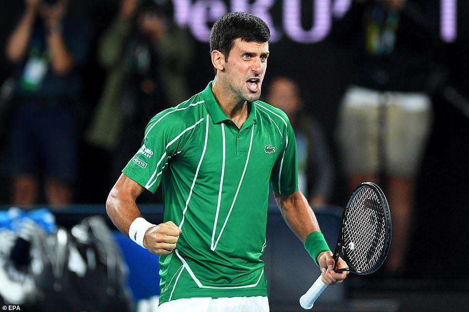 Thắng kịch tính Thiem, Djokovic đoạt Grand Slam thứ 17