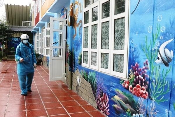 Thanh Hoá tiếp tục cho học sinh nghỉ học thêm 1 tuần