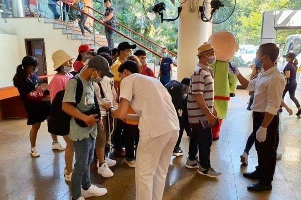 Hơn 5.000 người Trung Quốc đang kẹt ở Khánh Hòa