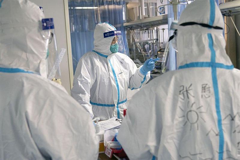 Số người chết vì virus corona tăng chóng mặt