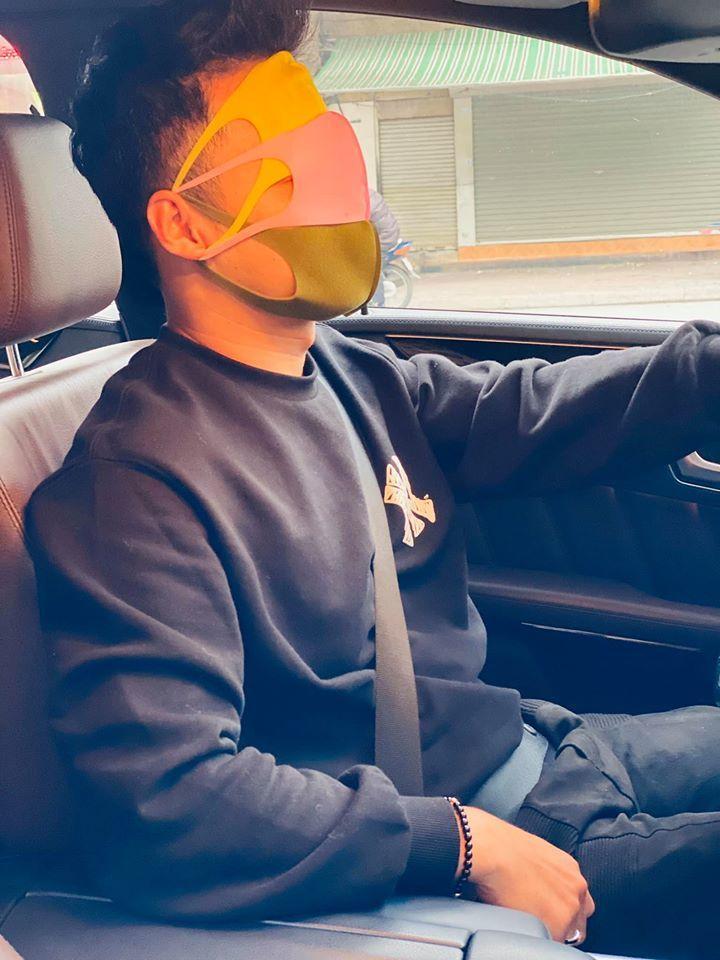 Hồng Đăng đeo 3 khẩu trang kín mặt, Bảo Thanh kêu gọi khán giả tự bảo vệ mình