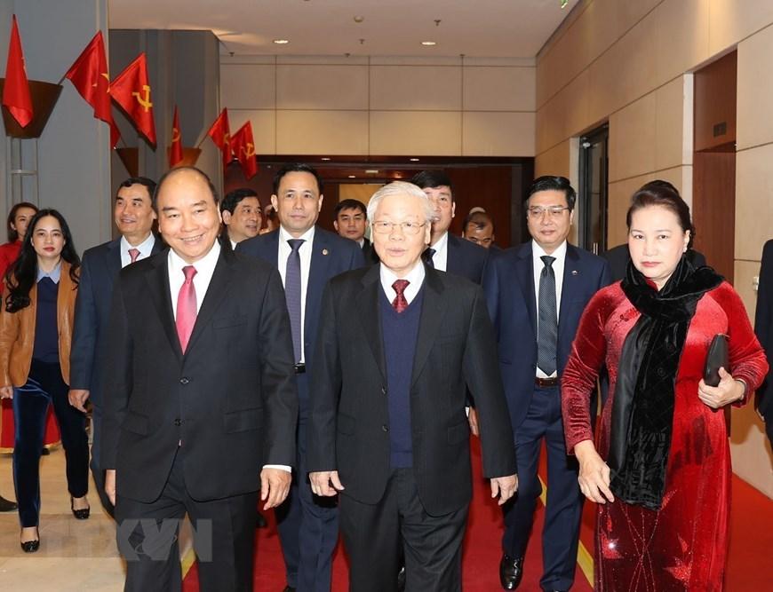 Đảng Cộng Sản,Tổng bí thư Nguyễn Phú Trọng,Tổng bí thư,Chủ tịch nước Nguyễn Phú Trọng,Nguyễn Phú Trọng