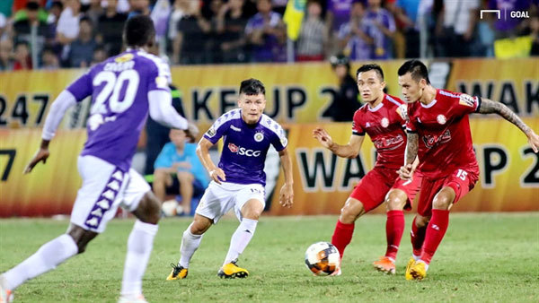Coronavirus forces postponement of Vietnamese football season