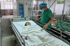 Bệnh viện báo động đỏ cứu sản phụ 24 tuổi nguy kịch do vỡ thai ngoài tử cung